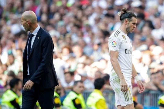 Zidane Zidane ไม่สนใจในการถกเถียง